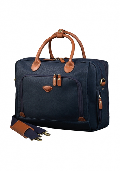 Jump Uppsala Large Laptop Briefcase 4414 in the colour Navy