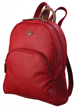 Jump Uppsala Tear Drop Back Pack 4432 in the colour Red